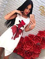 """Женское платье """"Рыбка"""" DB-3753"""