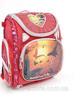 Школьный рюкзак ортопедический New Collection Butterfly