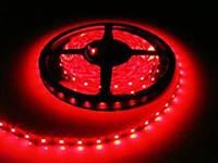 Светодиодная лента B-LED 24V 5050-60 R IP65 красная, герметичная, 1м