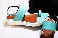 Летние женские сандалии от TroisRois из натуральной кожи