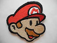 Нашивка Супер Марио (Super Mario)