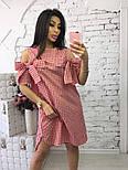 Женское красивое прямое платье (3 цвета), фото 2