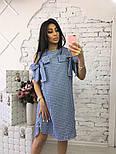 Женское красивое прямое платье (3 цвета), фото 4