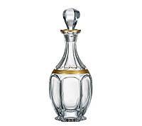 Графин для водки,ликера,виски Bohemia SAFARI  800 мл