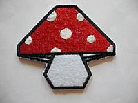 Мухомор (оригами)
