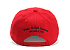 Кепка реплика ralph lauren красная, фото 4