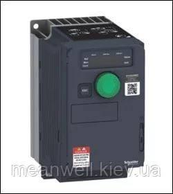 Частотные преобразователи Schneider Altivar 320С ATV320U06N4C, 0,55 кВт, 3-ф, 380В