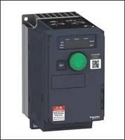 Частотные преобразователи Schneider Altivar 320С ATV320U07N4C, 0,75 кВт, 3-ф, 500В