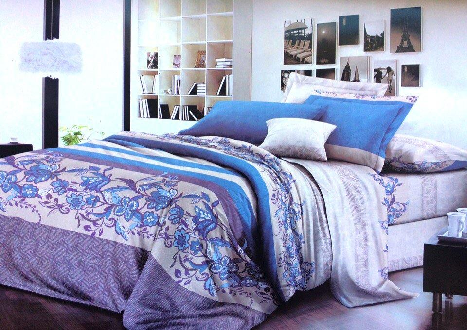Двуспальный комплект постельного белья Лукреция