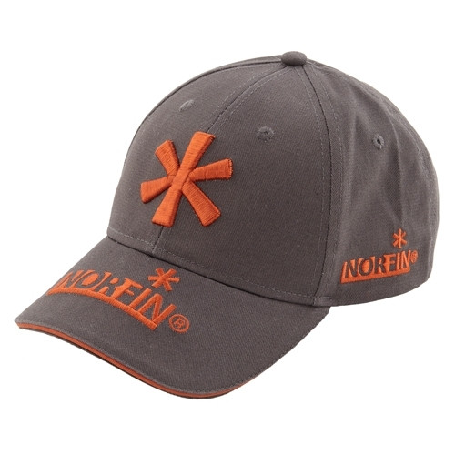 Бейсболка Norfin (logo orang) 7493