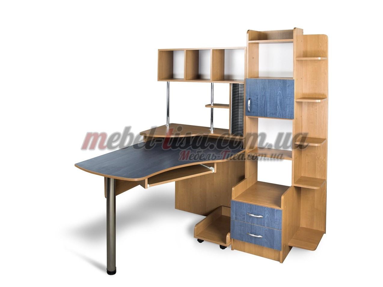 Компьютерный стол Эксклюзив-3
