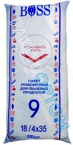 Пакети пакувальні BOSS №9 1000 шт.