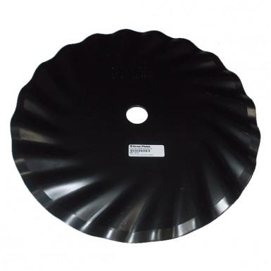 820-011C Турбодиск 20 X 0.256 X 28491 мульчирователя (Днар=510 мм X отверстие