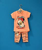 Детские костюмчики для девочек 1-4 года, Детская одежда оптом из Турции