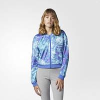 Женская спортивная куртка Adidas Ocean Elements Track Top CF9964 - 2017