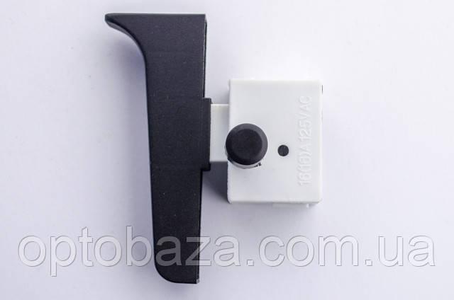 Кнопка для болгарки DWT 120 L