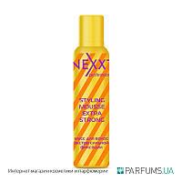 NEXXT Мусс для волос экстра сильной фиксации Nexxt Professional Styling Mousse Extra Strong