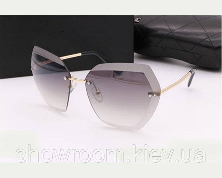 Женские солнцезащитные очки (9527) grey