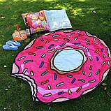 Пляжный коврик Пончик, фото 3