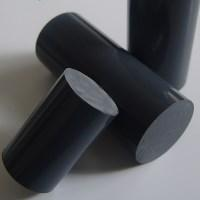 Капролон стержень черный д.20-200мм