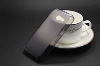 """Силиконовый чехол накладка для Asus Zenfone Go (4.5""""-ZB452KG) Black"""