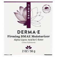 Увлажняющий крем для лица с ДМАЭ, альфа-липоевой кислотой и витамином С Derma E, 56 грамм