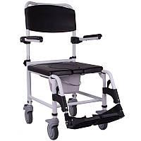 Коляска инвалидная для душа и туалета «Wave»