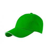 Бейсболка coFEE CLASSIC SANDWICH ярко-зеленый
