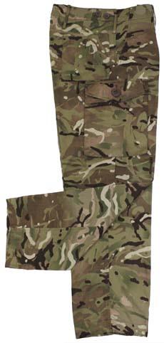 Каумуфляжные брюки MTP( МТП) CAMO