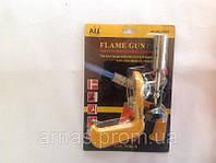 Газовая горелка резак Flame Gun Gas Torch KLL-7009 D