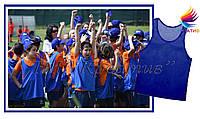 Детские спортивные Манишки для лагерей (при заказе от 50 шт), фото 1