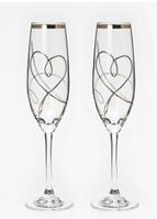 Свадебные бокалы VIP, модель 9