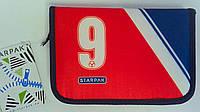 Пенал одинарный с 2 отворотами Unites Football club наполненный 352362 Starpak Польша