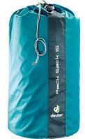 Прочный упаковочный мешок-чехол Pack Sack 15 цвет 3026 petrol/голубой DEUTER 3940916.