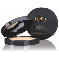 Компактная пресс-пудра Delia Matt Pressed Powder 01