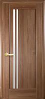 Двері міжкімнатні Новий Стиль, Ностра, модель Делла, зі склом сатин