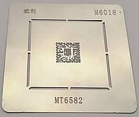 BGA трафарет MT6582