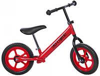 """Детский беговел Profi Kids 12"""" M3440-3 (красный), детский велосипед беговой велобег"""