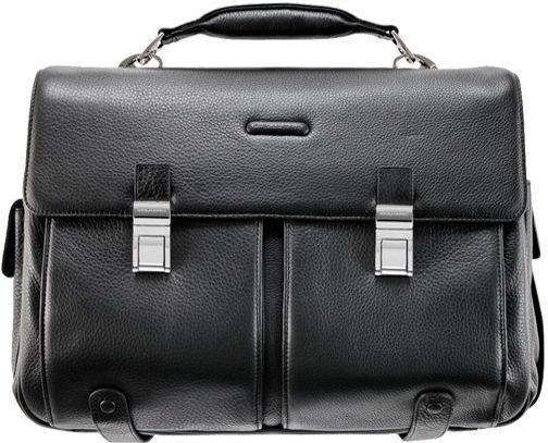 Мужской кожаный портфель Piquadro Modus, CA1068MO_N