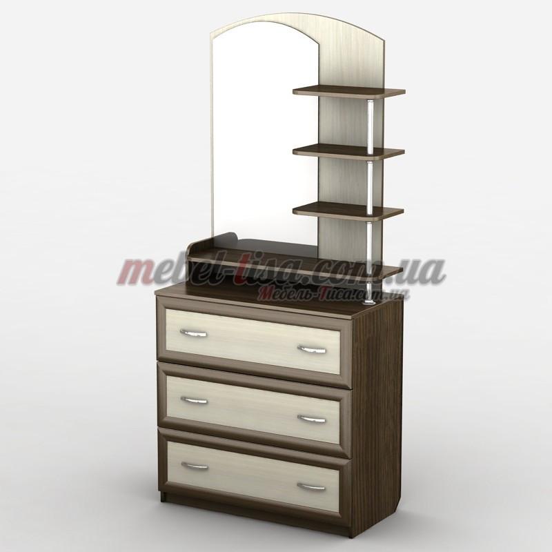 Комод АКМ-3 + Зеркало с полками