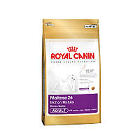 ROYAL CANIN MALTESE ADULT (МАЛЬТИЙСКАЯ БОЛОНКА ЭДАЛТ) корм для собак от 10 месяцев 0,5КГ