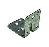 Уголок стальной 70х70х55x2,0  Швеция, фото 2