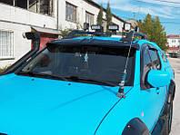 Козырек лобового стекла Mitsubishi L200 с 2008