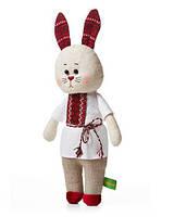М'яка Іграшка Зайчик Лукян 39 см Мягкая игрушка Заяц