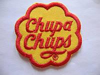 Нашивка Chupa Chups (Чупа-Чупс, реплика)