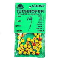 Пуфи Techno Maxi для рыбной ловли (6-8 мм) лещ