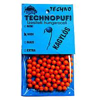 Пуфи Techno Midi для рыбной ловли (4-6 мм) ракушка PF3018109