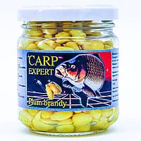 Кукуруза Carp Expert для рыбной ловли слива-бренди в банке