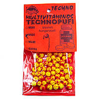 Пуфи Techno Midi для ловли рыбы (4-6 мм) витамин PF3018111