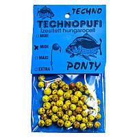 Пуфи Techno Midi для рыбалки (4-6 мм) карп микс PF3018104